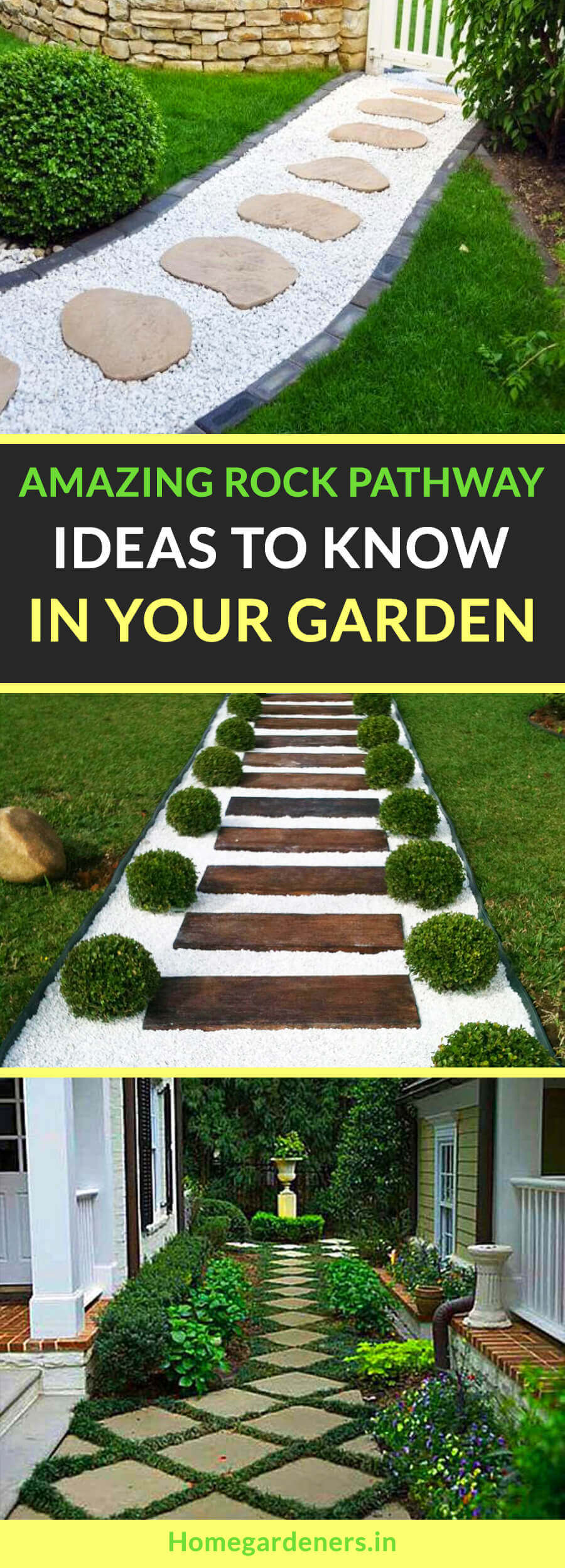 11 Amazing Rock Pathway Ideas to know in your Garden